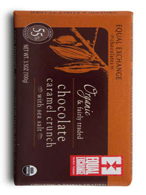 Fair Trade Caramel Snacks