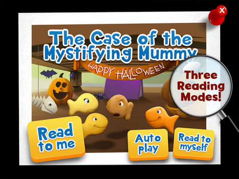 Snack Mystery Apps