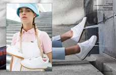 Urban Sportswear Editorials - Design Scene's BXL Exclusive is Casually Cool
