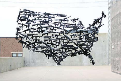 Violent Weapon Installations