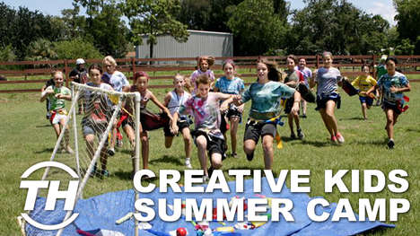 Creative Kids Summer Camps