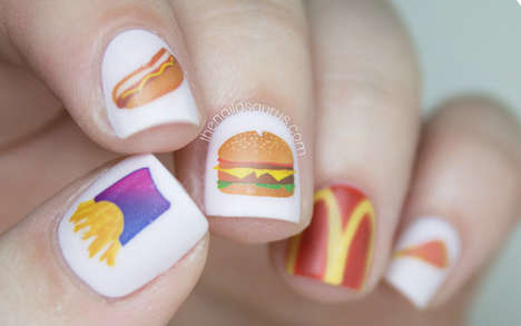 Fast Food Manicures