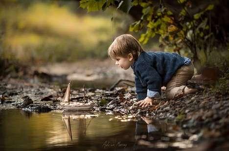 Outdoor Children Photography