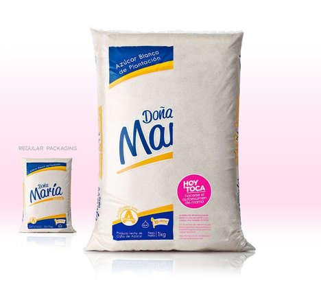Mastectomy Sugar Bags