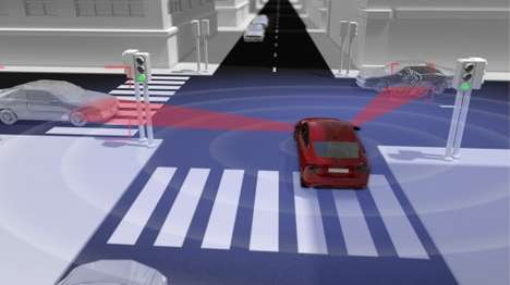 Futuristic Driving Gadgets