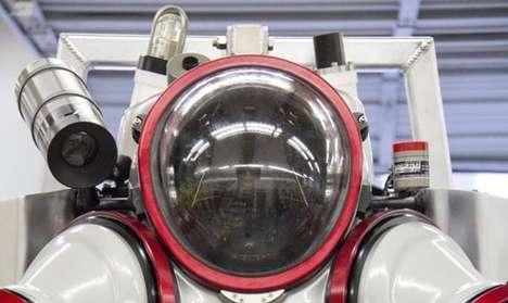 Submersible Exosuits