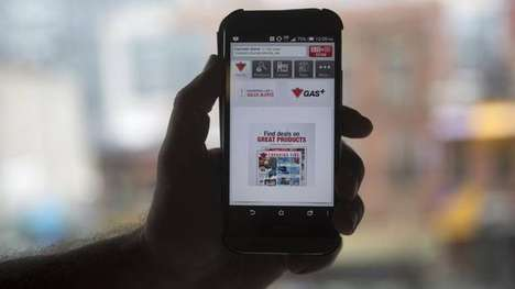 Paperless Loyalty Apps - Canadian Tire's Loyalty Rewards App Offers a Better Way to Collect Perks