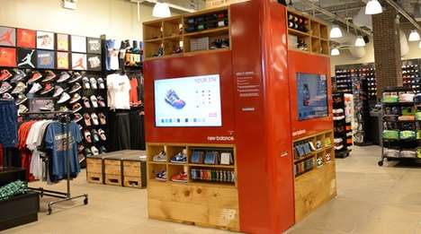 Virtual Customization Kiosks
