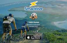 Activity-Encouraging Apps - The Smacktive App Helps Like-Minded Individuals Connect