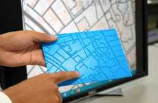 3D Printed Online Maps - GSI is Developing Software for Blind People to Print Out Tactile Maps