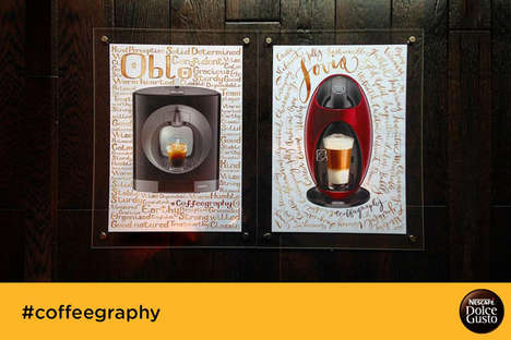 Caffeinated Calligraphy Campaigns