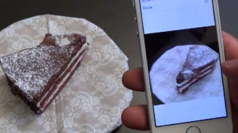 3D Food Photo Apps - The 3DAround Food Photo App Takes 3D Pictures of Food