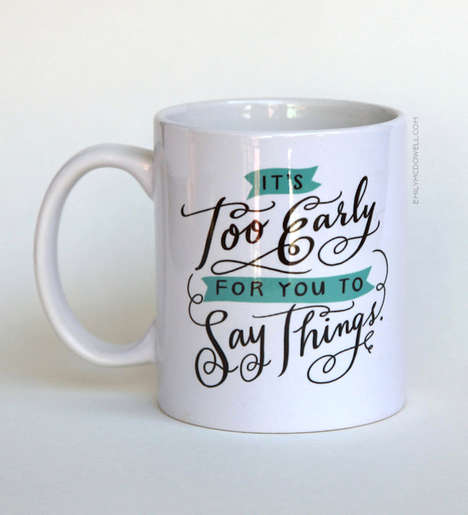 Hilariously Honest Mugs