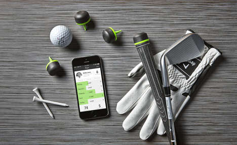 High-Tech Golf Startups
