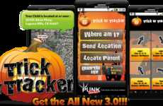 Halloween Safety Apps - This Halloween App Helps Parents Keep Track of Trick-Or-Treating Children