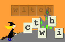 Scary Spelling Apps - This Halloween Kids' App Uses Halloween Themes to Teach Kids How To Spell
