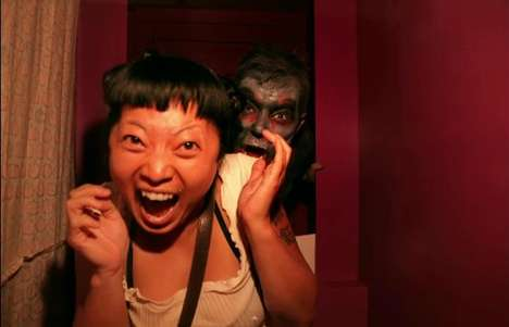 Scary Photobooth Pranks