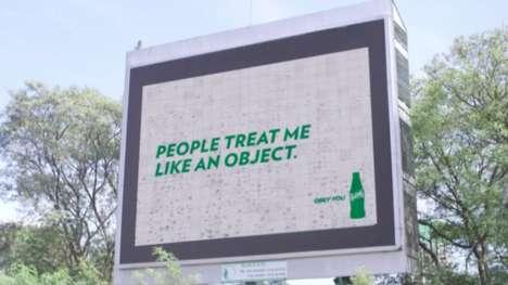 Funny Talkative Billboards