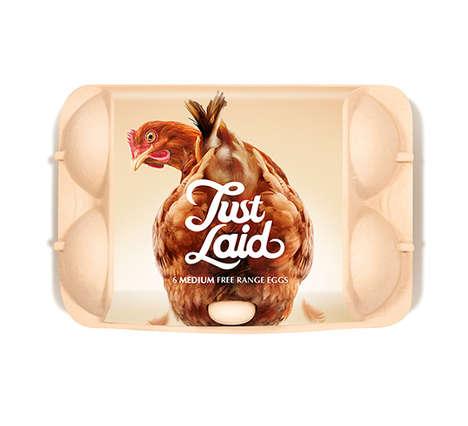 Cheeky Egg Packaging