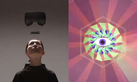 Psychedelic VR Experiences
