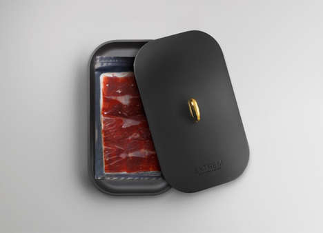 Premium Ham Packaging