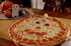 Jack-O-Lantern Pizzas - Papa Murphy's Halloween Pizza is a Cheesy, Festive Treat