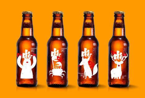 Seasonal Beer Bottles