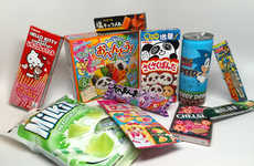 Japanese Candy Deliveries