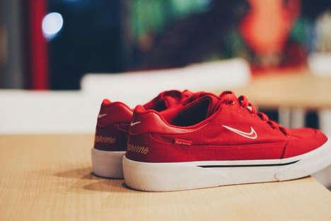 Skateboard Sneaker Collaborations