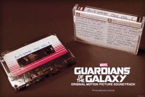 Movie Soundtrack Cassettes