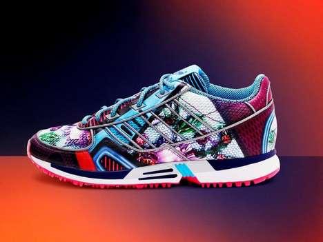 Technicolor Sportswear Collaborations