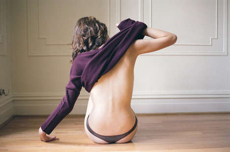 Sustainably Sourced Skivvies - Brook There Provides an Ethically Produced Lingerie Line