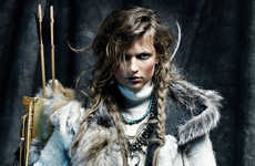 Arctic Warrior Editorials