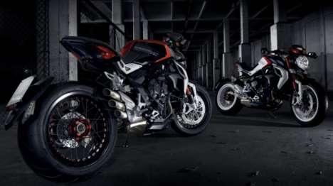 Monstrous Italian Motorbikes