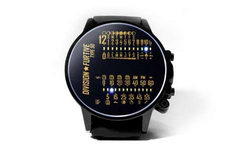 Ingenious LED Wristwatches