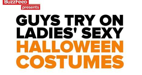 Cross-Dressing Halloween Videos