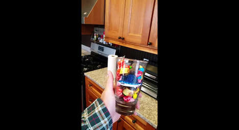 Sweets-Dispensing Hacks