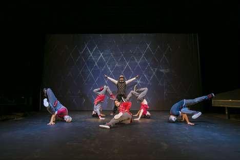 Classical Breakdance Performances