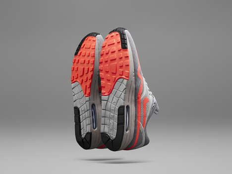 Breathable Summer Sneakers - The Nike Breathe Collection Comprises Lightweight, Breathable Shoes
