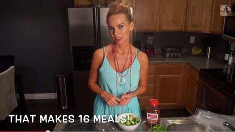 Prepatory Meal Videos