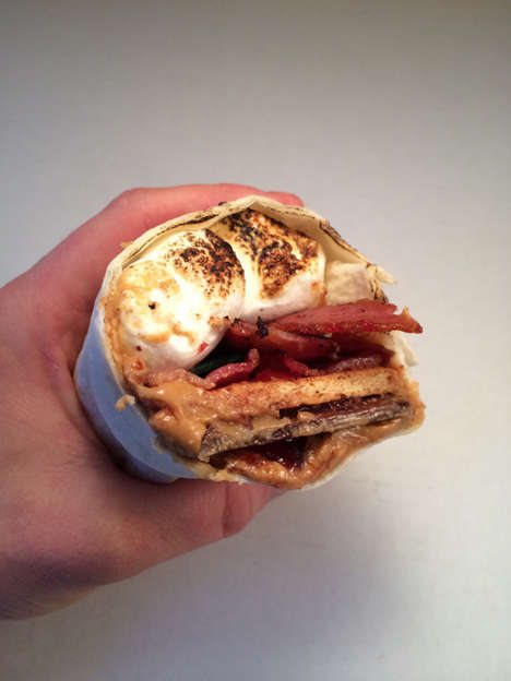 Bacon S'More Sandwiches
