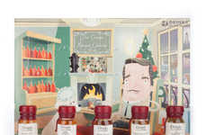 Boozy Advent Calendars - The Drinks by the Dram's Adult Advent Calendar is Full of Christmas Spirits