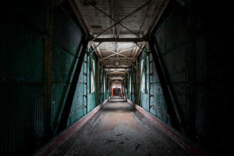 Abandoned Spaces Photos