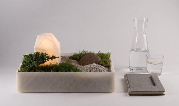 Zen Garden Lights