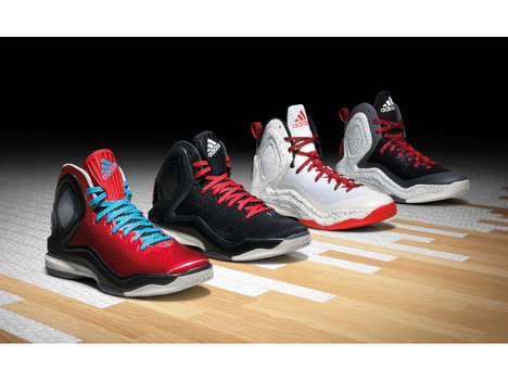 Cushioned Basketball Shoes