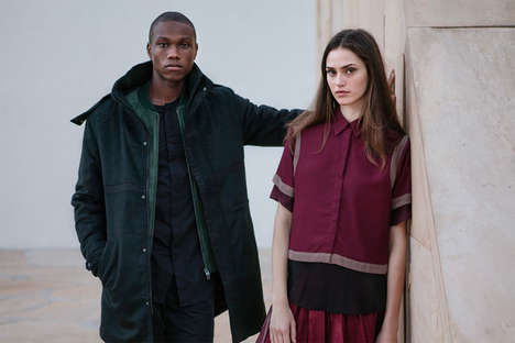 Polished Outerwear Collections