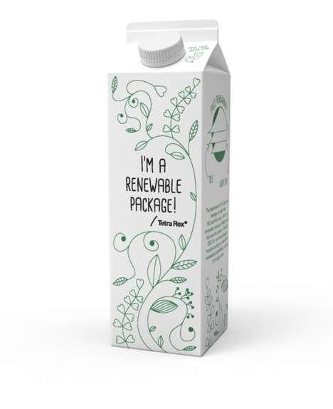 Plant-Based Cartons