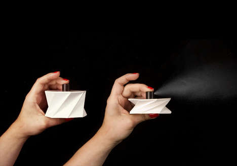 Collapsible Perfume Cartons