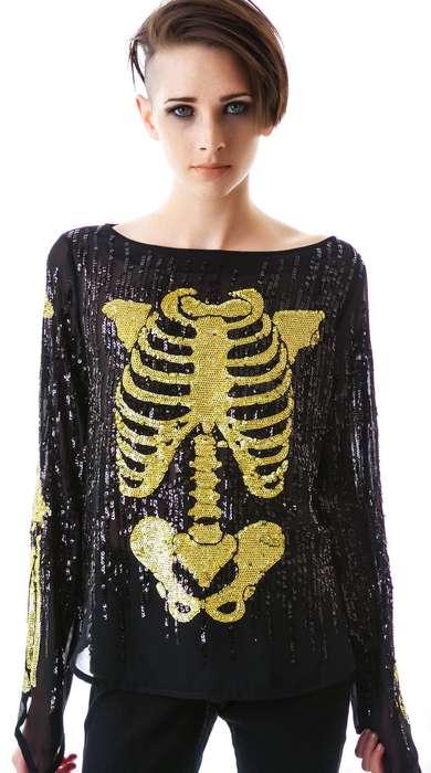 Fashionable Halloween Attire