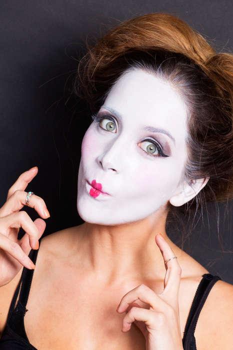 Witchy Halloween Makeup